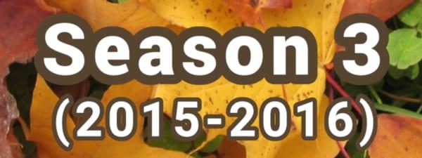 Season 3 ( 2015 – 2016 )