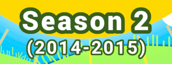 Season 2 ( 2014 – 2015 )